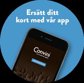 Ersatt ditt kort med var app