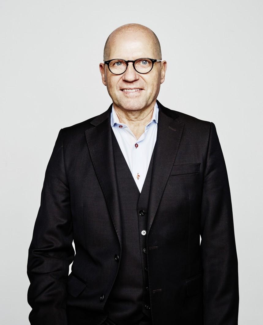 Anders Enqvist, grundare och ägare