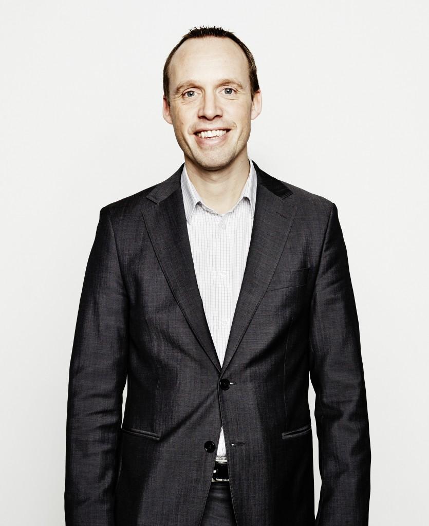 Jonas Kaveryd, VD Convini Sverige AB